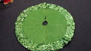 48 Diameter Green Tree Skirt 1 Available