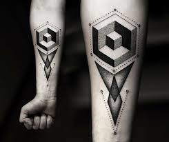 Geometric Tattoo Designs 27