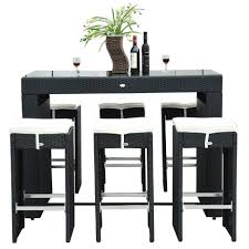 Big Lots Dining Room Tables by Bar Stools 5 Piece Pub Set Big Lots Bar Height Table Outdoor