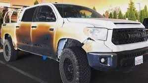 Toyota Offers To Give Camp Fire Hero Nurse A New Truck | Fox News