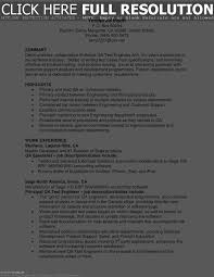 Software Testing Resume Samples 2 Years Experience Fresh For Format