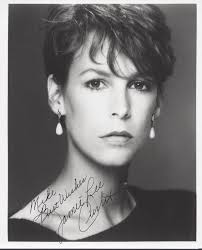 Jamie Lee Curtis Halloween 1978 by Jamie Lee Curtis Halloween Hand Signed 8x10 Autographed Photo With