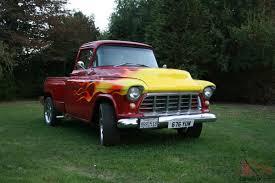 100 Chevy Hot Rod Truck 1956 Chevrolet Chevy Hot Rod Pickup