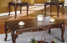 Ortanique Dining Room Table by Ortanique 3 Piece Occasional Set The Furniture Depots