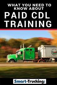 What You Need To Know About Paid CDL Training | Pinterest | Driving ... Choosing The Best Paying Trucking Company To Work For Youtube Truck Driving Traing In Missippi Delta Technical College Jobs With Paid In Pa Image Companies That Hire Inexperienced Drivers Free Schools Cdl Pay Learn Become A Driver Infographic Elearning Infographics Us Moves Closer Tougher Driver Traing Standards Todays Fire Simulation Faac Jtl Omaha Class A Education Jr Schugel Student