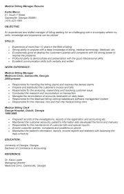 Medical Transcription Resume Sample