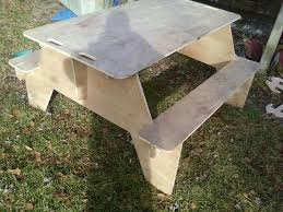 build a basic portable picnic table babytimeexpo furniture