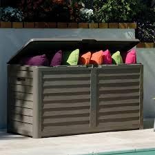 Rubbermaid Patio Storage Bins by Outdoor Storage Box Australia Outdoor Storage Box Sheds Storage