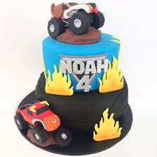 Monster Jam Truck Cake El Toro Loco Monster Mutt Topper Boy ... Monster Truck Cake My First Wonky Decopac Decoset 14 Sheet Decorating Effies Goodies Pinkblack 25th Birthday Beth Anns Tire And 10 Cake Truck Stones We Flickr Cakecentralcom Edees Custom Cakes Birthday 2d Aeroplane Tractor Sensational Suga Its Fun 4 Me How To Position A In The Air Amazoncom Decoration Toys Games Design Parenting Ideas Little