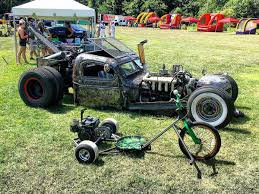 100 How To Build A Rat Rod Truck MiniFeature Joel McKinleys Diesel Fearless Boogie