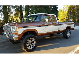 100 1978 Ford Truck For Sale F250 SuperCab Ranger Classic Car Pennington NJ 08534