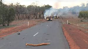 100 Truck Explosion Qld Government Launches Lawsuit Over 2014 Truck Explosion Central