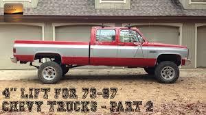 1973-1987 Chevy Truck: 4