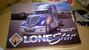 Moebius Revell International Lonestar Truck 1:25 MMK1300 New ...