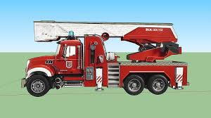 Vintage Mack Fire Truck (Animated) - Objects - X-Plane.Org Forum