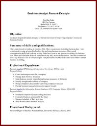 16 Career Objective Examples For Insurance Company Sendletters Info Resume Objectives Sample Ojt Business Analyst Ex