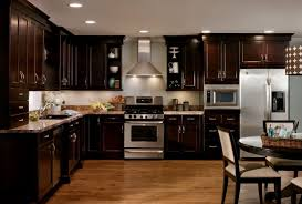 gorgeous kitchen design magnificent light hardwood floors with