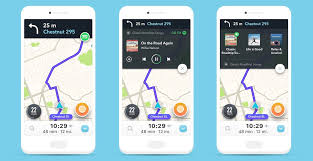 Waze Update for iOS Lets You Easily Control Spotify From Within