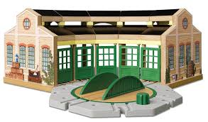 Trackmaster Tidmouth Sheds Ebay by Thomas And Friends Wooden Railway Tidmouth Sheds Ebay