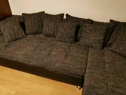 großes sofa für kleines geld wohnlandschaft l sofa