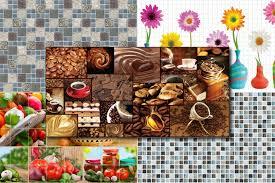 pvc wandpaneele mosaik motive pflegeleichte platten restposten
