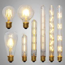 led edison bulb retro bombillas led e27 e14 vintage led filament