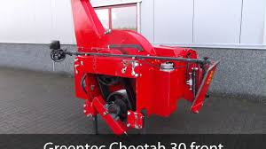 100 Cheetah Trucking Greentec 30 Front YouTube