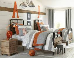 Soccer Themed Bedroom Photography by 14 Awesome Basketball Themed Rooms For Your Youngsters