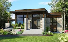 100 Contemporary Architectural Designs Plan 90262PD Compact Modern House Plan 2019 My Home