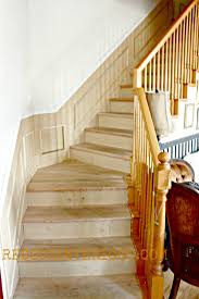 DIY Black And White Staircase - Java Gel Stain Banister Diy Projects Pinterest Gel Remodelaholic Stair Makeover Using How To A Angies List My Humongous Stairs Fail Kiss My Make Wood Stairs Treads For Cheap Simply Swider Stair Railing Cobalts House Staircase Reveal Cut The Craft Updating A Painted With An Ugly Oak Dark All Things Thrifty 30 Staing Filling Holes And