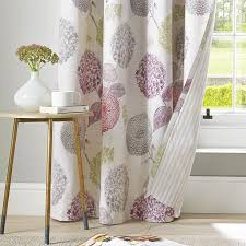 ashley wilde avril lined eyelet curtains berry curtains and