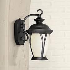 dusk to wall light outdoor lighting ls plus