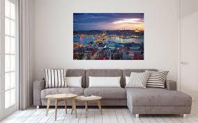 istanbul türkei skyline bild wandbild kunstdruck foto poster p1032
