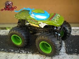 100 Tmnt Monster Truck Hot Wheels Jam Teenage Mutant Ninja Turtles Flickr