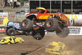 El Toro Loco Monster Truck By BrandonLee88 On DeviantArt
