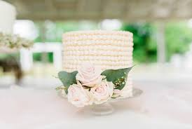 Blush Blue Rustic Romantic Wedding Ideas Via TheELD