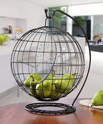 Mesa Sphere Banana Hanger Fruit Basket On Zulily Also Bed Bath And Beyond