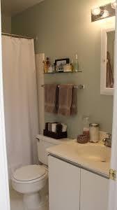 Small Apartment Bathroom Decor Of Cute