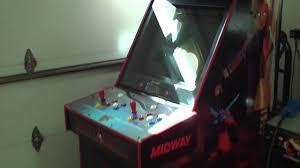 Mortal Kombat Arcade Cabinet Specs by Ultimate Mortal Kombat 3 Umk3 Arcade Cabinet All Done Youtube