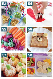 Fun And Creative School Lunch Ideas For Kids