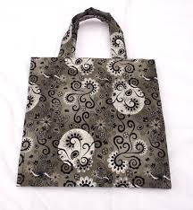 Fabric Coloring Book Carrier Cover Protector Pouch Bag Black Silver Gray Paisley SQUARE 10X10 From TheCheekyTurtle On Etsy Studio