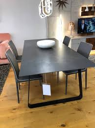 100 Ligna Roset Ligne Vilna Dining Table And 4 Chairs Clearance