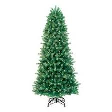 Home Depot Ge Pre Lit Christmas Trees by Ge 6 5 Ft Pre Lit Just Cut Bavarian Pine Artificial Christmas