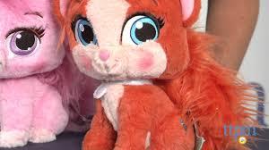 Pumpkin Palace Pets Build A Bear by Disney Princess Palace Pets Plush From Blip Toys Youtube