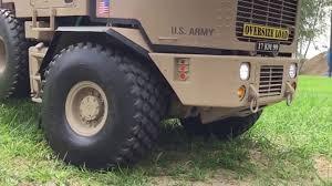 100 Het Military Truck USA ARMY OSHKOSH Global HET RC Model Truck 17 In Slow Motion Canada