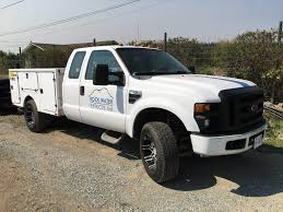 100 Ford Work Trucks Municipal Trailers And Other Vehicles