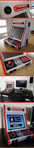 Bartop Arcade Cabinet Plans by 55 Best Diy Arcade Images On Pinterest Arcade Games Arcade