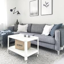 Karlstad Sofa Leg Options by Ikea Karlstad Soffa Isunda Grå Wiiks Kreativa Pinterest