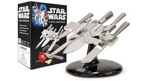 buy wars x wing knife block kitchenware for wars