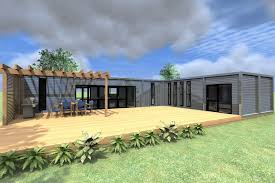 100 Sea Container Houses Panama Shipping Home Model Cubular